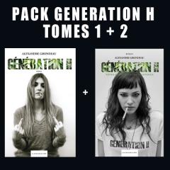 Pack Génération H TOMES 1 + 2