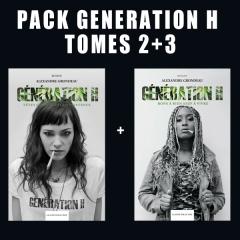 Pack Génération H TOMES 2 + 3