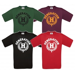T-SHIRT GENERATION H - LAURIER